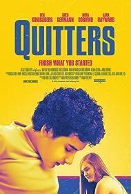 Ben Konigsberg and Kara Hayward in Quitters (2015)