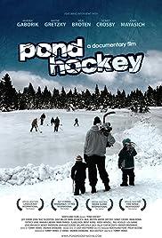 Pond Hockey Poster