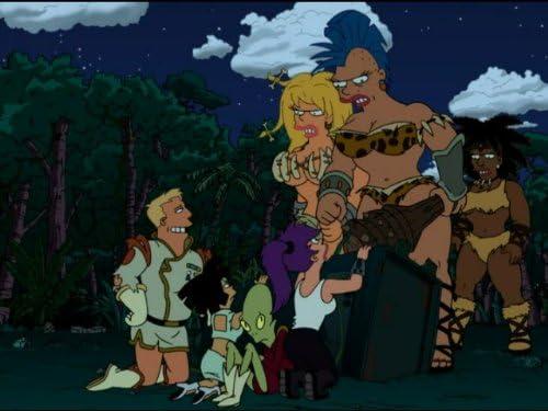 Futurama 3×04 – Mujeres Amazonas en el estado de ánimo