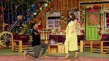 Priyanka Chopra in Kapil's Show