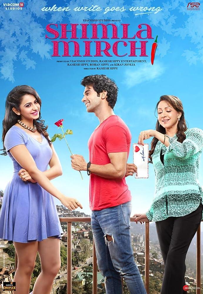 Shimla Mirchi (2020) Hindi 720p | 480p NF WEBRip x264 AAC ESub