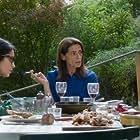 Hiam Abbass, Zita Hanrot, and Leïla Bekhti in Carnivores (2018)