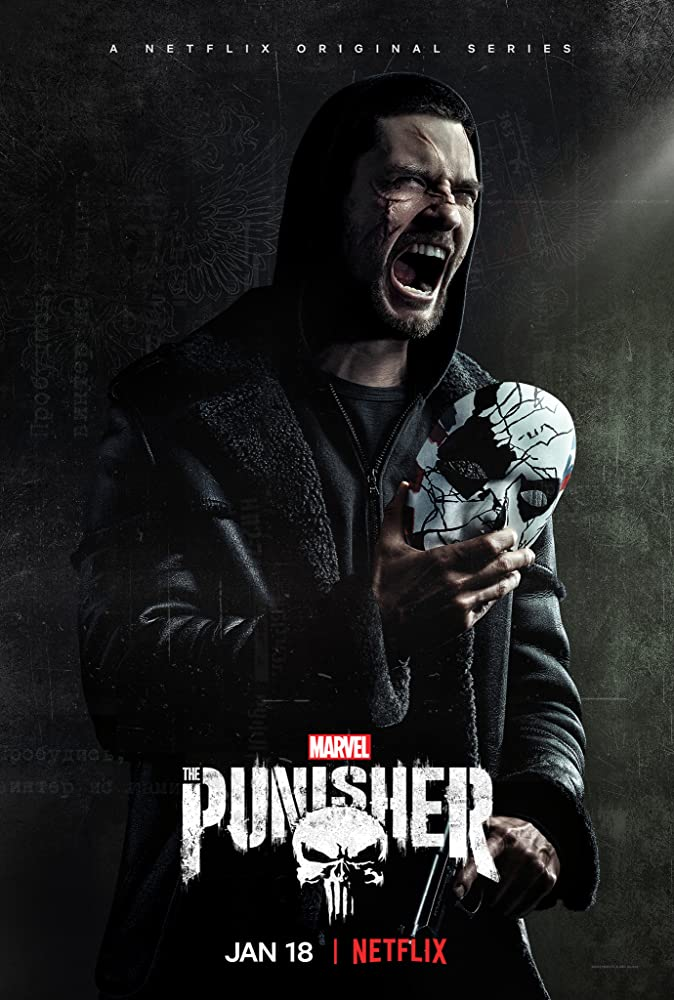 Ben Barnes in The Punisher (2017)