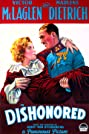Dishonored (1931) Poster