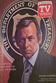 David Janssen in O'Hara United States Treasury (1971)