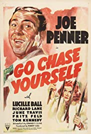 Go Chase Yourself Poster