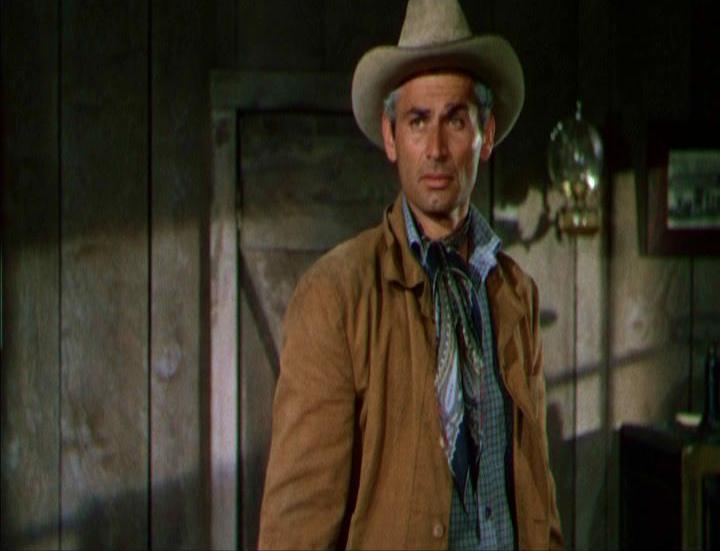 Jeff Chandler in War Arrow (1953)