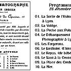 Le débarquement du congrès de photographie à Lyon (1895)