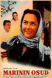 Sudba Mariny Poster