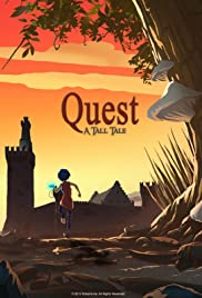 Quest: A Tall Tale Poster
