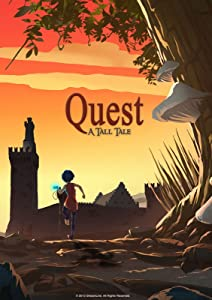 Watch online notebook movie Quest: A Tall Tale [720x400]