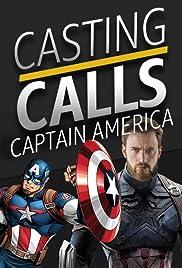 'Captain America' Poster