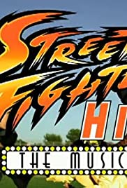Street Fighter High: The Musical Poster