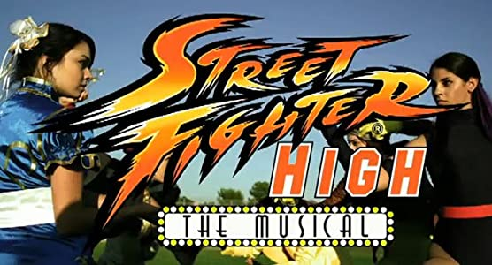 MKV movie downloads free Street Fighter High: The Musical USA [hd720p]