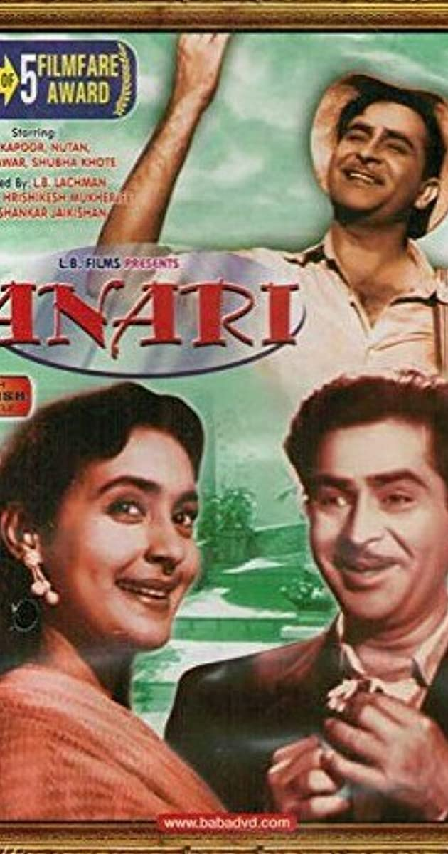 Anari (1959) - IMDb