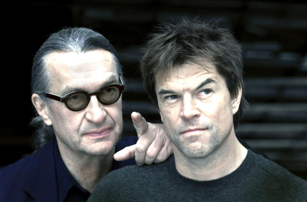 Wim Wenders and Campino in Palermo Shooting (2008)
