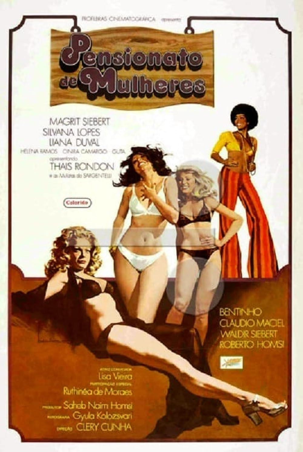 Pensionato de Mulheres (1974) - IMDb