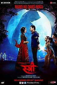 Shraddha Kapoor and Rajkummar Rao in Stree (2018)