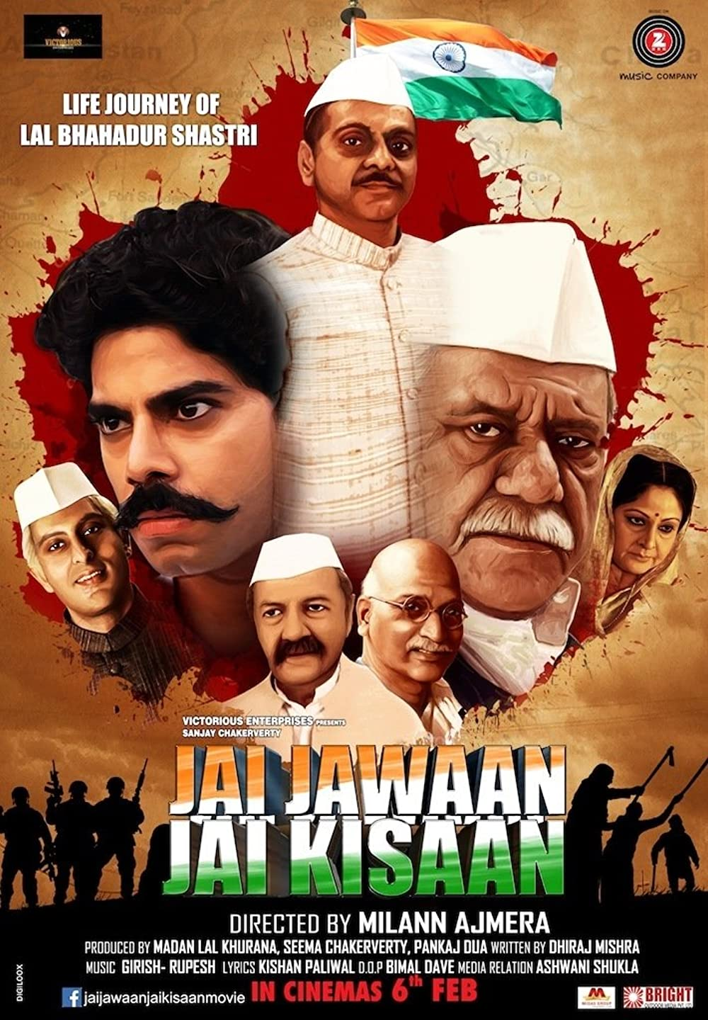 Jai Jawaan Jai Kisaan 2015 Hindi 400MB HDRip 480p Download