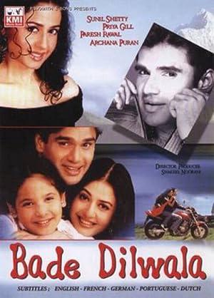 Sunil Shetty Bade Dilwala Movie