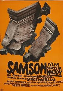 Welcome movie downloads Samson by Andrzej Wajda [2K]
