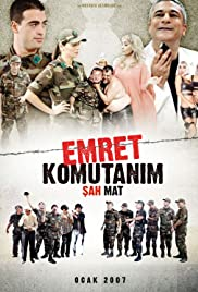 Emret Komutanim: Sah Mat Poster