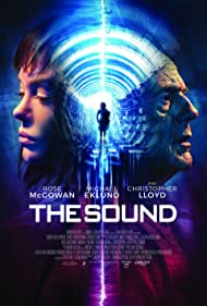 Christopher Lloyd, Rose McGowan, Richard Gunn, Jenna Mattison, and Michael Eklund in The Sound (2017)