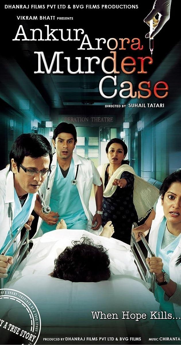 Ankur Arora Murder Case (2013) - IMDb