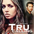 Jason Priestley, Eliza Dushku, and Shawn Reaves in Tru Calling (2003)