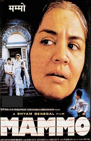 Shama Zaidi (story and screenplay) Mammo Movie