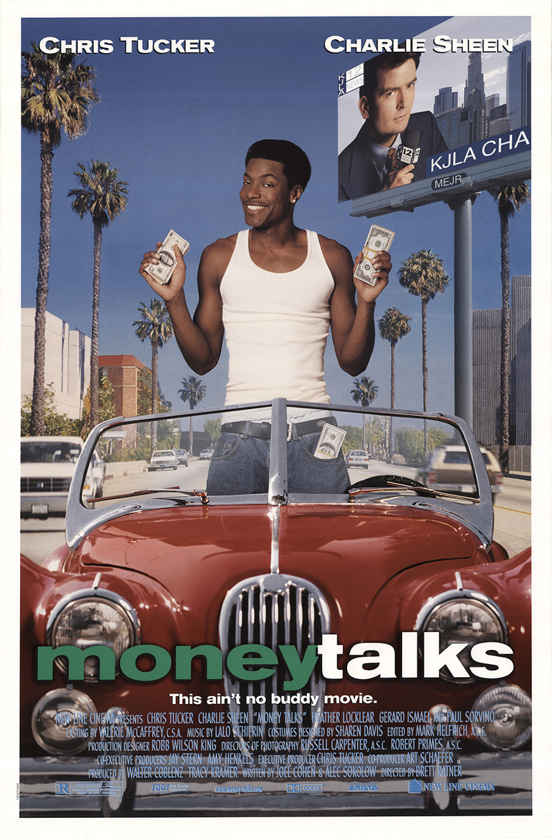 Money Talks 1997 Imdb Dvd R Maxell 55 Bull Pack