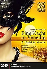 Eine Nacht in Venedig Poster