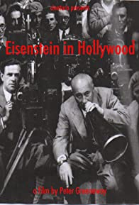 Primary photo for Eisenstein in Hollywood