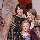 Johanna Wokalek, Tigerlily Hutchinson, and Lotte Flack at an event for Die Päpstin (2009)