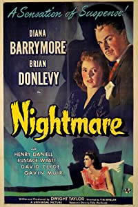 Dvd movie watching Nightmare USA [HDR]