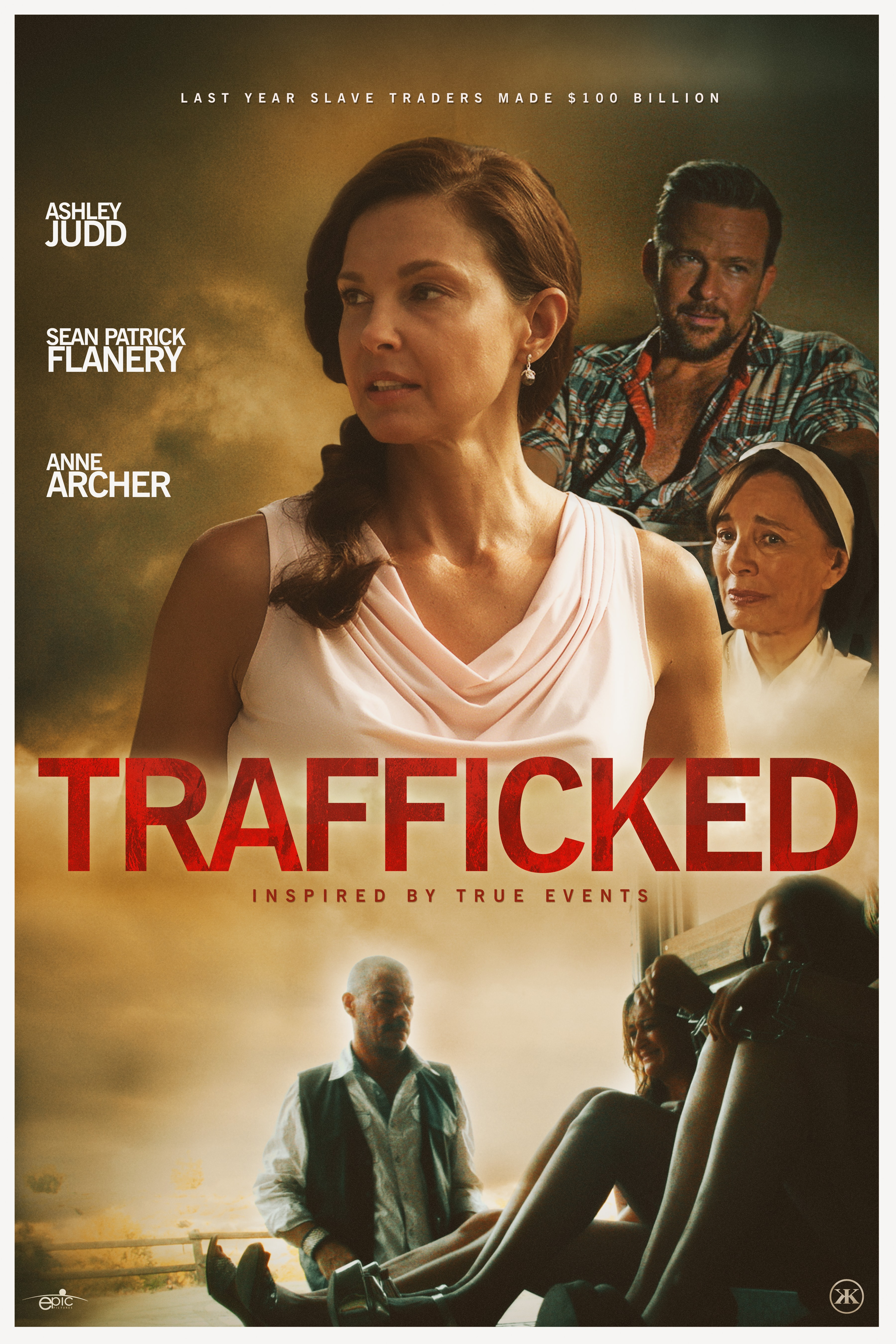 Trafficked (2017) HDRip