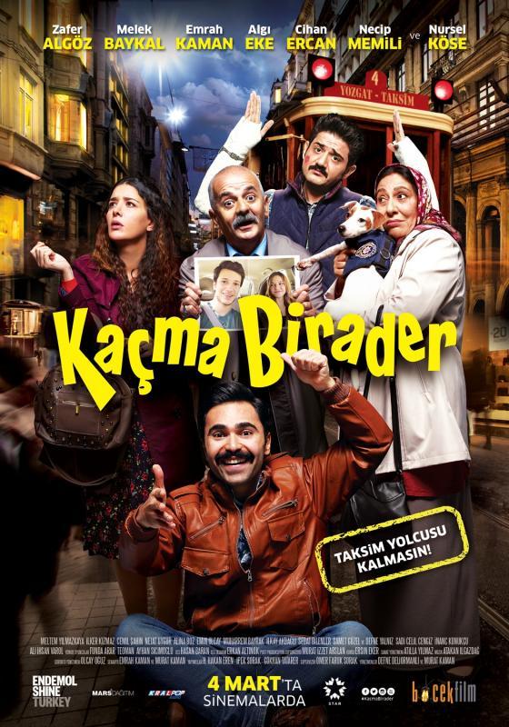 29. Kaçma Birader (2016) İzlenmesi Gereken En İyi Türk Filmleri