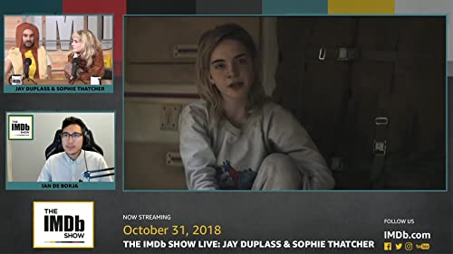 Jay Duplass and Sophie Thatcher on the Tough Shooting Conditions of 'Prospect'
