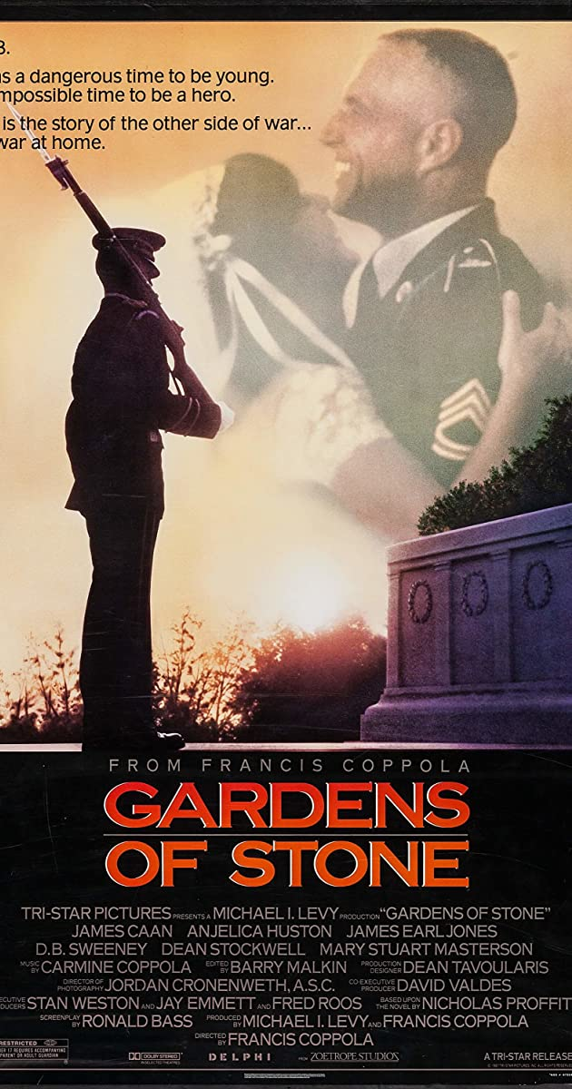 Gardens of Stone (1987) Subtitles