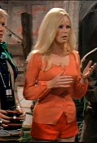 Veronica Carlson and Patricia Cutts in Spyder's Web (1972)