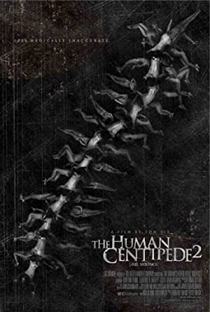 The Human Centipede II (Full Sequence) poster