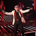 Pitbull in The X Factor (2011)