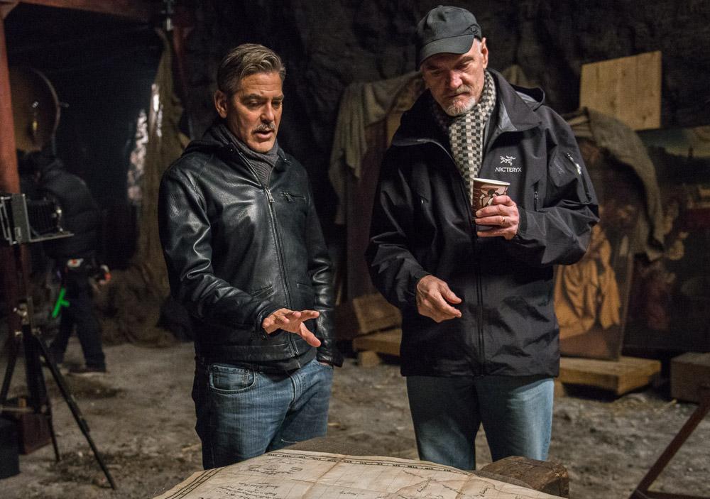 George Clooney, Jim Bissell