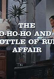 The Yo-Ho-Ho and a Bottle of Rum Affair Poster