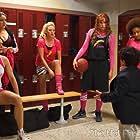 Brooke Shields, Daryl Hannah, Virginia Madsen, Camryn Manheim, Mark Povinelli, and Wanda Sykes in The Hot Flashes (2013)