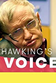 Stephen Hawking's New Voice: Comic Relief Poster