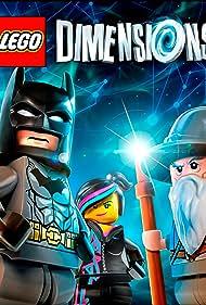 Elizabeth Banks, Tom Kane, and Troy Baker in Lego Dimensions (2015)