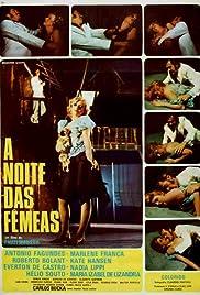 A Noite da Fêmeas Poster