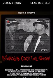 Infamous Cocktail Show Poster