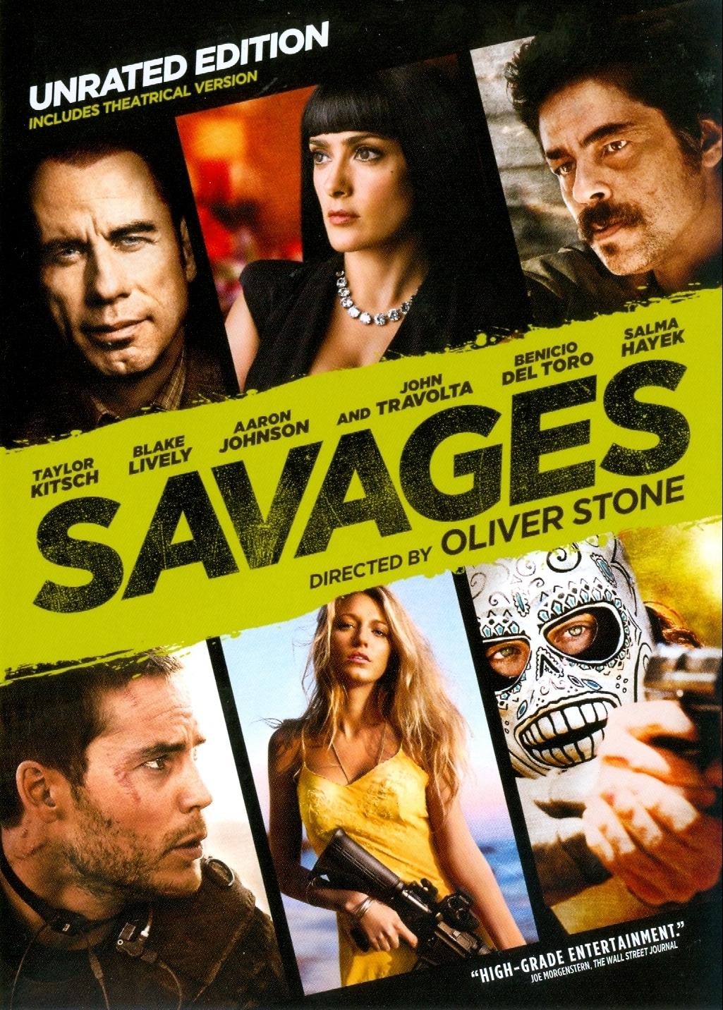Savages Full Movie